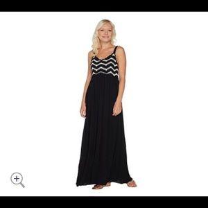 Brand new never worn petite maxi dress